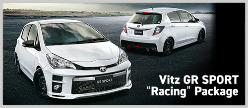 "Vitz ""RS Racing"""