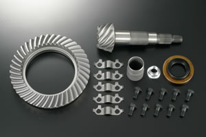 TRD | Close Ratio Transmission Gear Set・WPC Final Gear Set for ALTEZZA