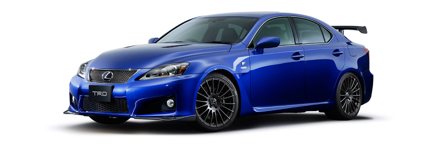 lexus trd is f circuit club sport parts. Black Bedroom Furniture Sets. Home Design Ideas